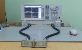 Vector Network Analyzer measurements systems (1)